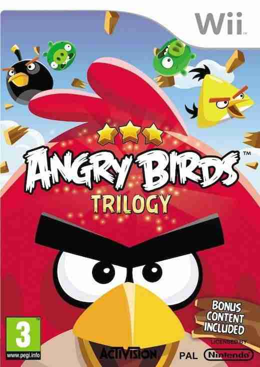 Descargar Angry Birds Trilogy [MULTI5][PAL][VIMTO] por Torrent